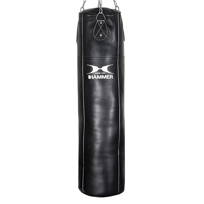 Hammer Boxing Hammer Punching Bag Cowhide Professional