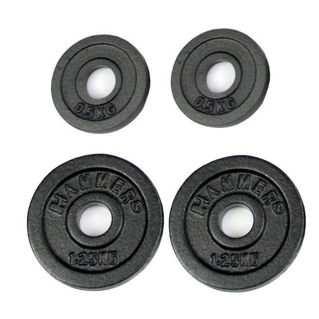 Hammer Weight Disc Set