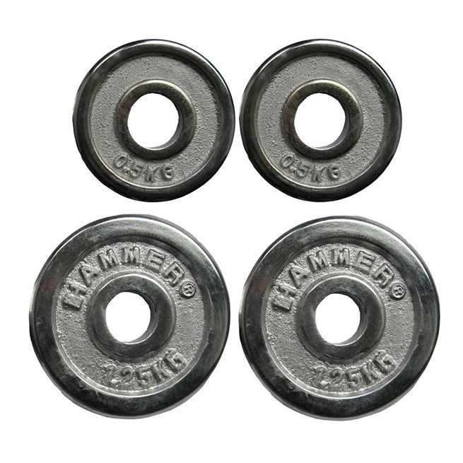Hammer Weight Disc set 1,75 kg