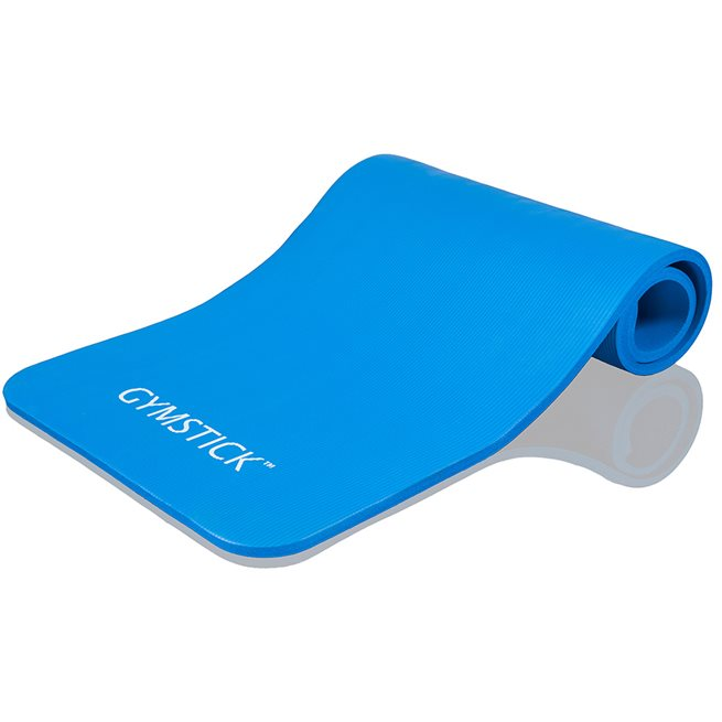 Gymstick Gymstick Comfort Mat Blue - 160x60x1,5cm