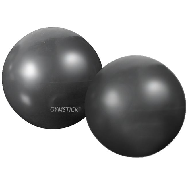 Gymstick Exercise Weight Ball 2 x 1 kg