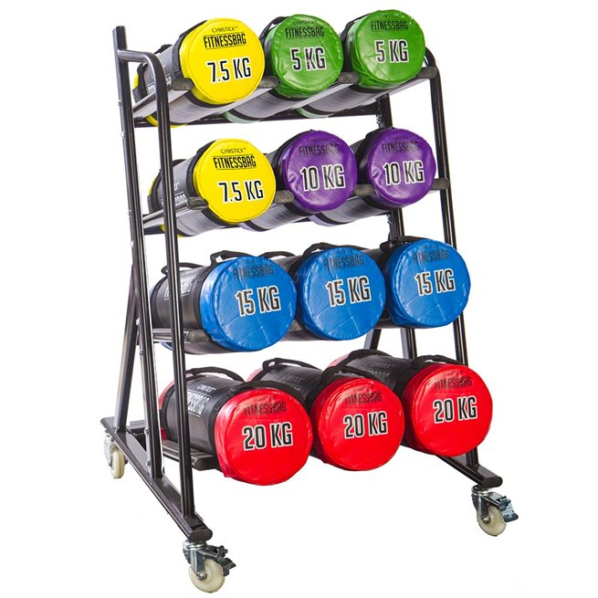 Gymstick Gymstick Rack for Fitness Bags