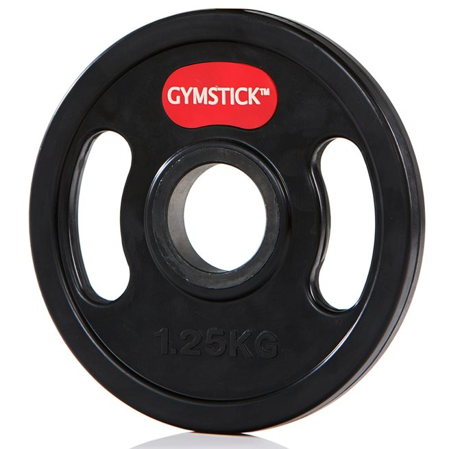 Gymstick Rubber Weight Plate