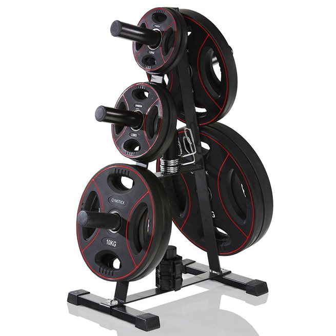 Gymstick Rack til Olympic Weight Plates