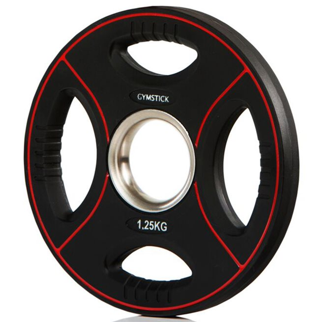 Gymstick Pro PU Weight Plate 50 mm