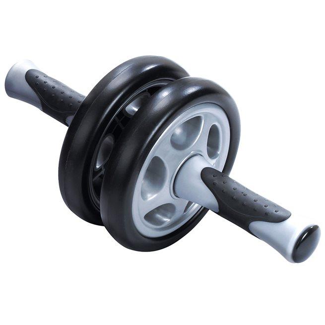 Master Fitness Master Ab Wheel Dubbelt