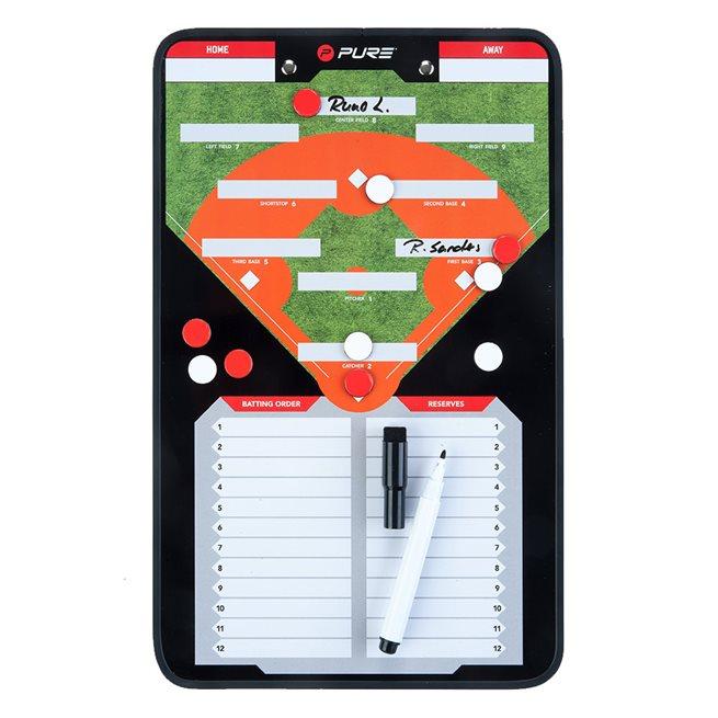 Pure2Improve Pure2Improve Coach Board - Baseboll