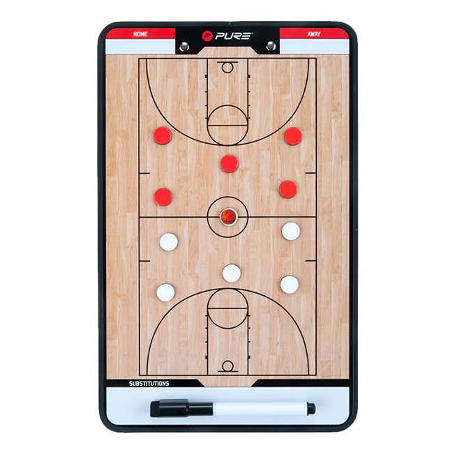 Pure2Improve Coach Board - Basket