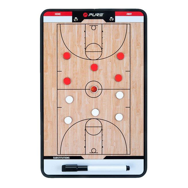Pure2Improve Pure2Improve Coach Board - Basket