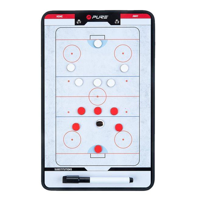 Pure2Improve Coach Board - Ishockey