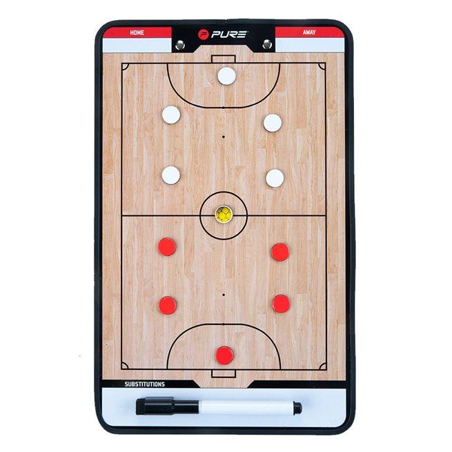 Pure2Improve Coach Board - Inomhusfotboll