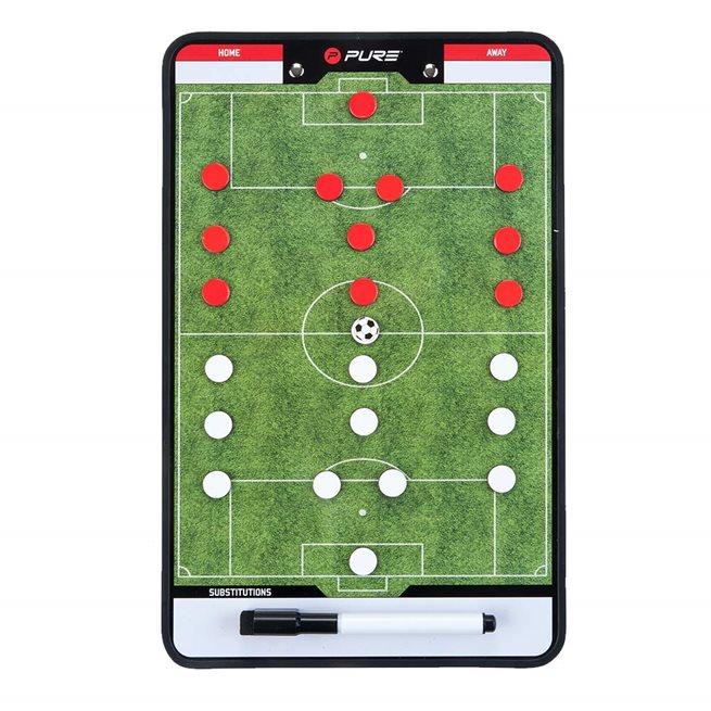 Pure2Improve Coach Board - Fotboll