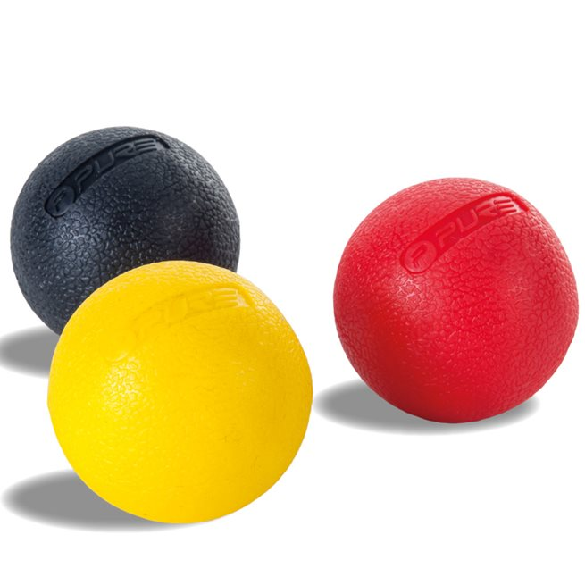 Pure2Improve Massage Ball Set - 3-Pack