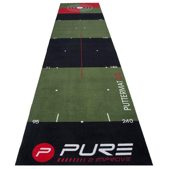 Pure2Improve Pure2Improve Golfputting Mat