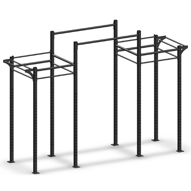 Rack 10, Crossfit rig