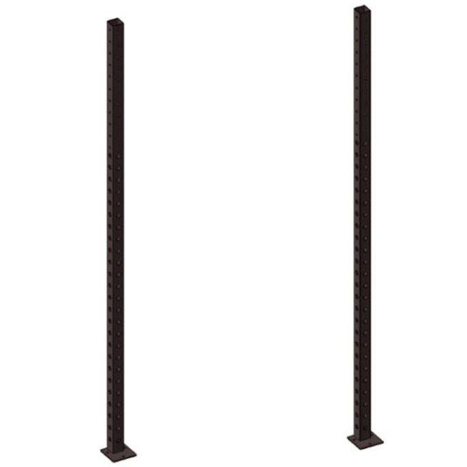Master Fitness Master Uprights 275 cm - Par