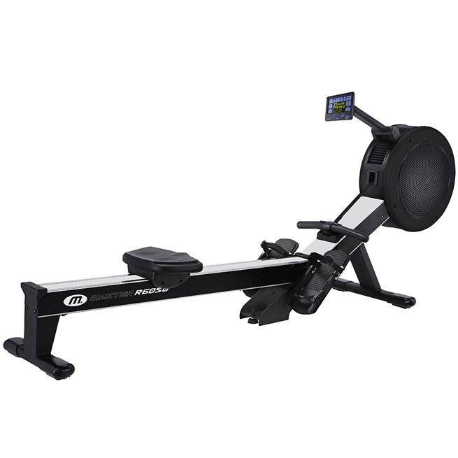 Master Fitness R6050 Black, Roddmaskin
