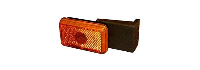 LAMPA SIDOPOSITION KOMPLETT GUL/JOK