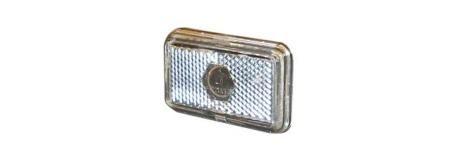 LAMPA SIDOPOSITION GLAS VIT/JOK