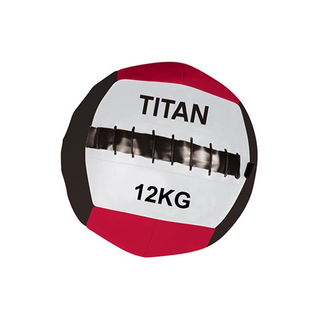 TITAN LIFE Large Rage Wall Ball 12kg