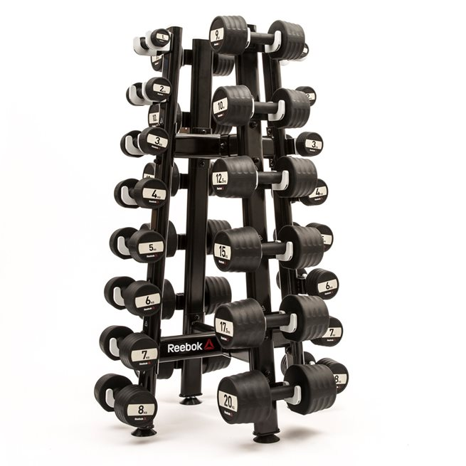 Reebok Dumbbell Rack