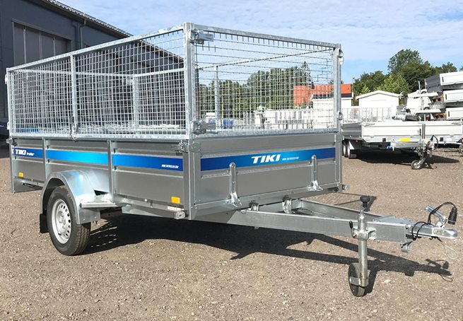 Tiki Tiki CS300-LH - Paket nätgrindar