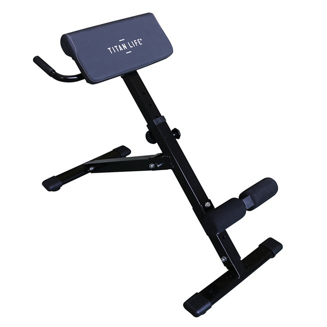 TITAN LIFE Bench Hyper extension II
