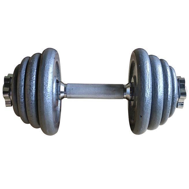 TITAN LIFE Dumbbell 15kg, 1 stk.