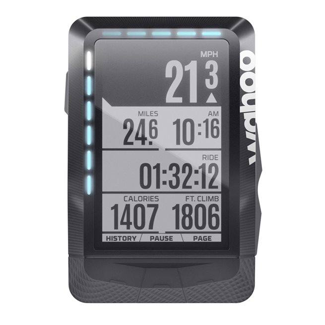 Wahoo Elemnt - Gps, Tickr, Rpm Combo Bundle, Trainertillbehör