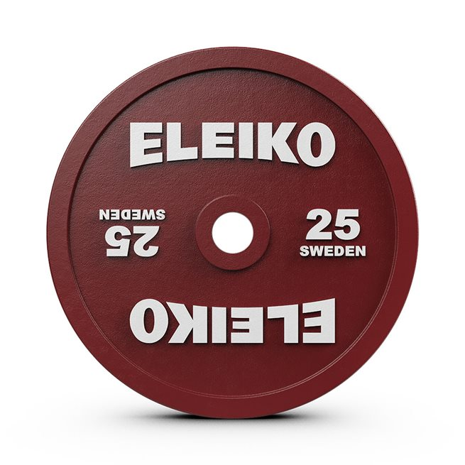 Eleiko IPF Powerlifting Competition Disc 50 mm