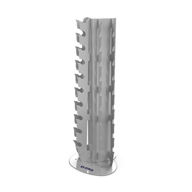 Eleiko Vertical Vulcano Dumbbell Rack, Ställning hantlar