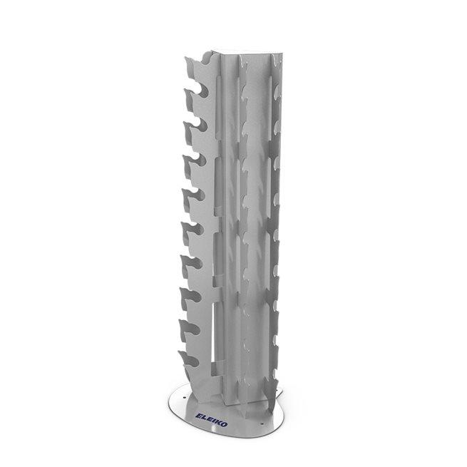 Eleiko Vertical XF Dumbbell Rack, Ställning hantlar