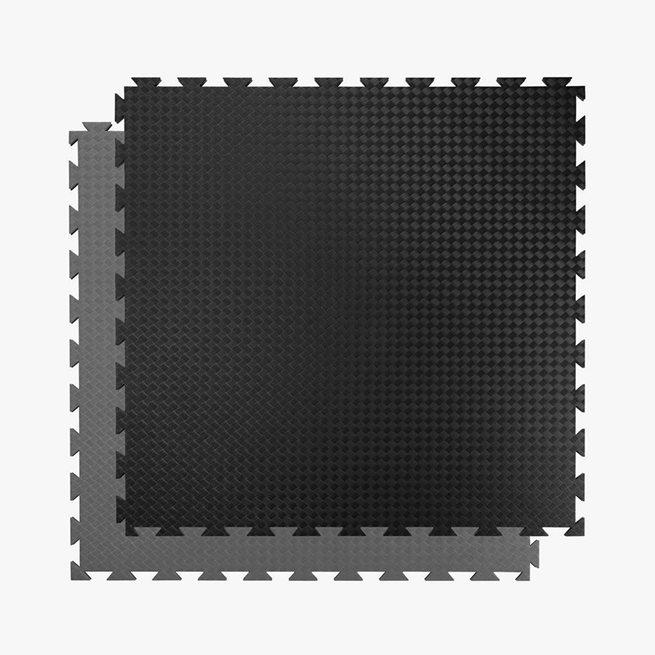 Exceed Exceed Impact Sport Floor, Black/Grey - 1000x1000x20mm