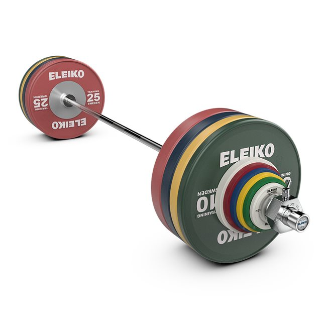 Eleiko IWF Weightlifting Training Set, NxG