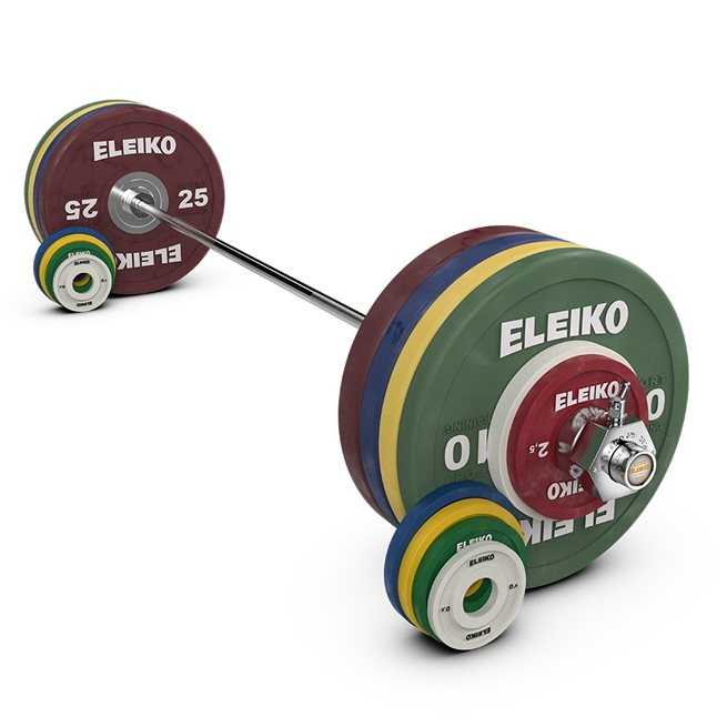 Eleiko Eleiko Performance Set NxG - 185 kg, women, coloured