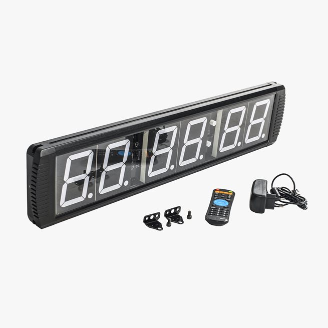 Exceed Digital Walltimer, 6 digits