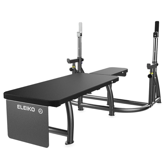 Eleiko WPPO Powerlifting Bench Press - Charcoal, Träningsbänk