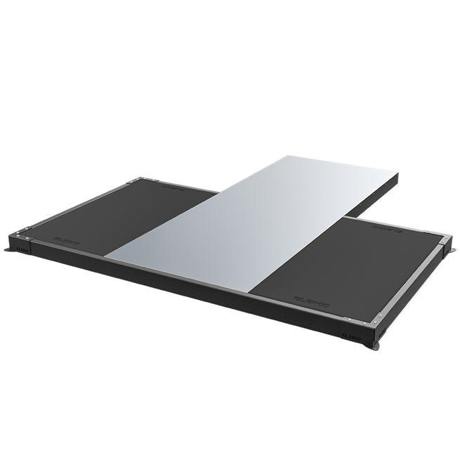 Eleiko Classic Svr Insert Platform 2.0 - Small, Black, Plattform