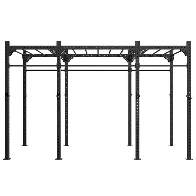 Eleiko Freestanding 4,2M XF 80 Rig W/ Monkeybars, Crossfit rig