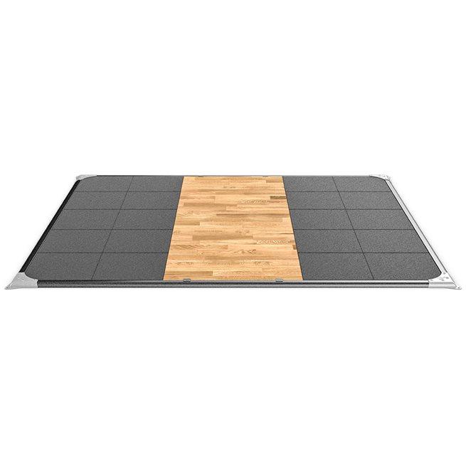 IWF Weightlifting Warm-Up Platform, 3 X 2,5 M, Plattform