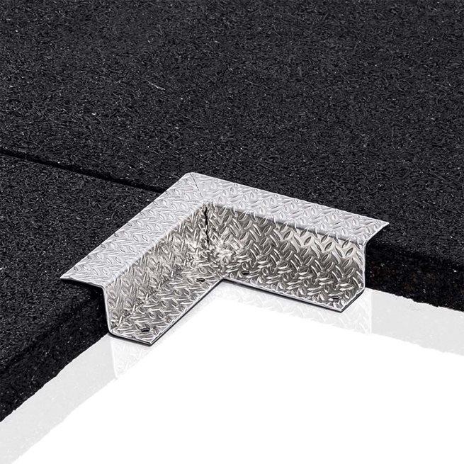 Aluminium Profile, Corner Inside, Plattform