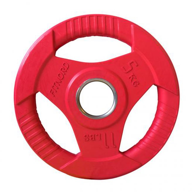 FitNord FitNord Weight plate Tri Grip 50mm