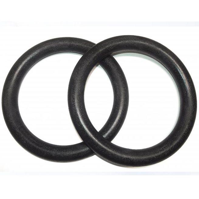 FitNord Plastic Gym rings (pair)
