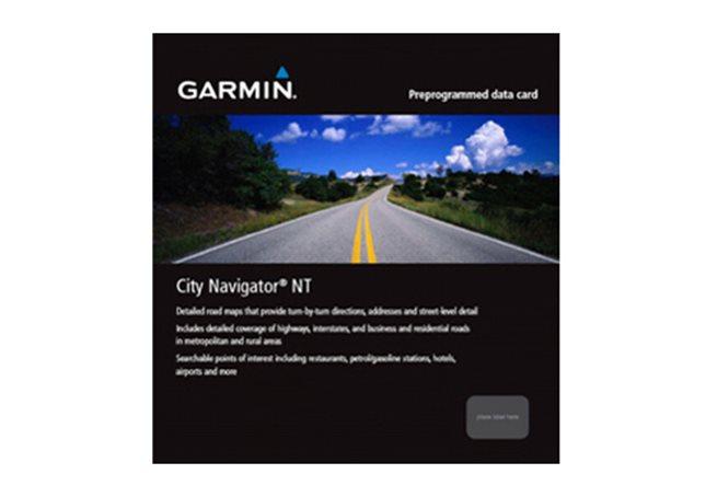Turkey Garmin City Navigator® Europe NT MICROSD™/SD™ CARD