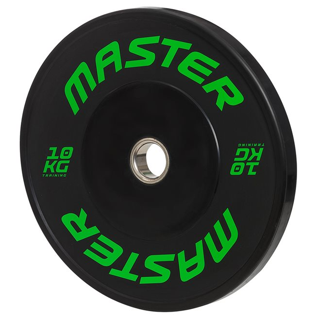Master Fitness Master HG Bumpers 50 mm