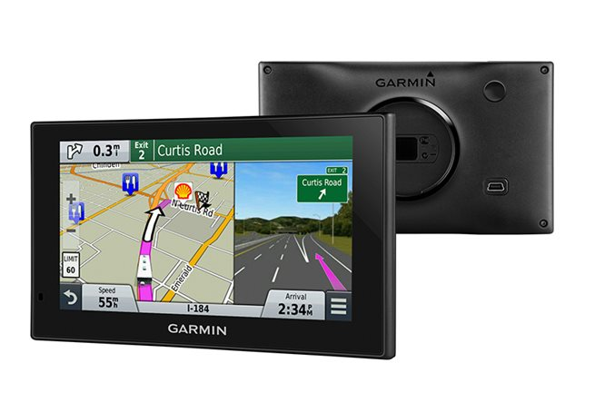Garmin Camper 660LMT-D med trådlös backkamera, Europa