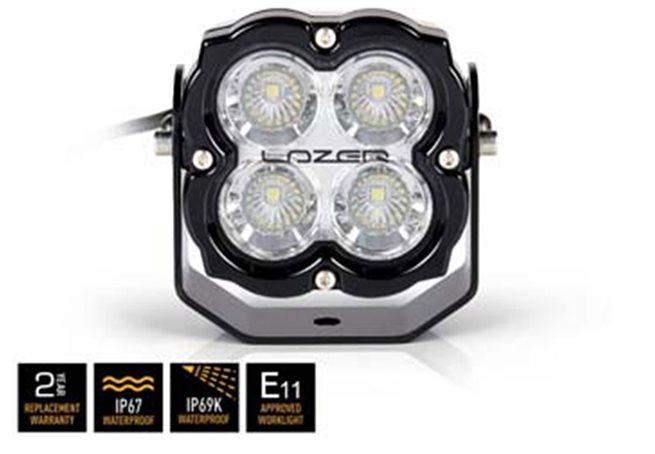 Lazer LED arbetslampa Utility 45