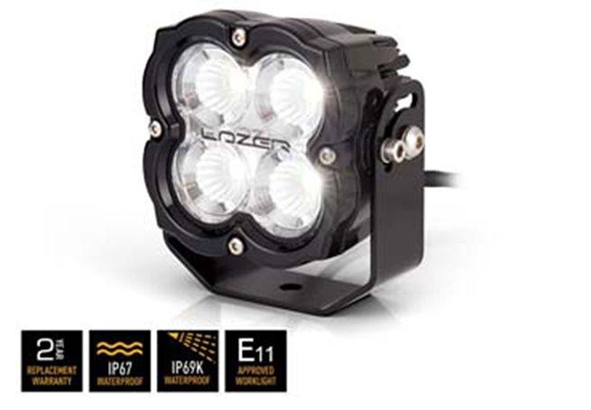 Lazer LED arbetslampa Utility 80