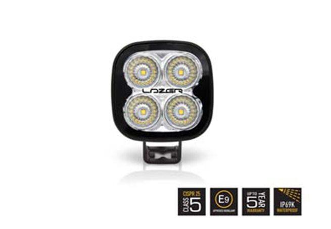 Lazer LED arbetslampa Utility 25