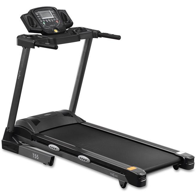 Treadmill T55, Löpband